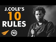 J Cole's Top 10 Rules For Success (@JColeNC) - YouTube