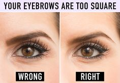 Doing this too harshly can immediately make them look drawn on (a.k.a. fake). Instead, create shape by using tiny, hair-like strokes, regardless of whether you use a pencil, an angled brush topped with brow powder, or a brow mascara. To see a full article on this technique, click here.   - GoodHousekeeping.com