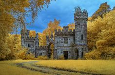 The Towers, Lismore, Waterford  by Owen O'Grady
