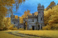 The Towers, Lismore, Ireland  photo via laura