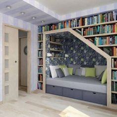 i gave my books their own room now they want the whole house - Google Search