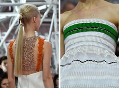 Dior Haute Couture SS15 Details from Theitmag.com
