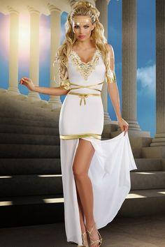 Women's Egyptian Costumes, Sexy Goddess Costumes, Women's Sexy Greek Costumes
