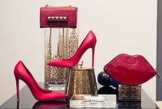 Can you tell she has a thing for red? http://www.thecoveteur.com/maliha-al-tabari-gallery-director-artspace/