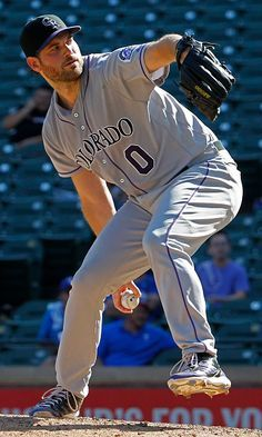 Colorado Rockies closer Adam Ottavino works in the ninth inning against the… Colorado Rapids, Colorado Rockies, Major League Baseball Teams, Baseball Season, Rockies Baseball, Colorado Avalanche, Sports Images, National League, Baltimore Orioles