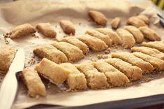 Stroop boterkoek-koekjes