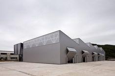 Centro Polivalente Valle de Salazár, Iciz. Navarra -Gutiérrez-delafuente Arquitectos: