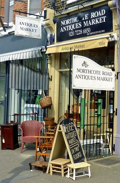 Northcote Road Antiques Market, Homegirl London