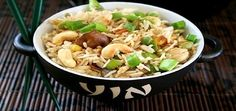 Vegetable fried rice, Fried rice and Picnics on Pinterest