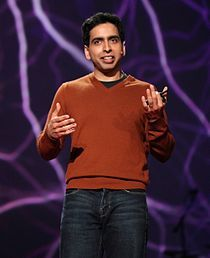 "Khan Academy: ""a free, world-class education for anyone, anywhere.""  The website features thousands of educational resources, including a personalized learning dashboard, over 100,000 exercise problems, and over 5,000 micro lectures[4] via video tutorials stored on YouTube teaching mathematics, history, healthcare, medicine, finance, physics, general chemistry, biology, astronomy, economics, cosmology, organic chemistry, American civics, art history, macroeconomics, microeconomics, and more"