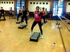 COREOGRAFIA STEP - YouTube