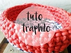 J'ai découvert le trapilho (Tricot/crochet XXL) | Babymeetstheworld – Blog maman – Blog Voyages