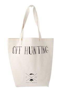 Off hunting - Fish & Woods