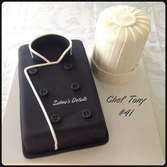 chef hat cake - Google Search