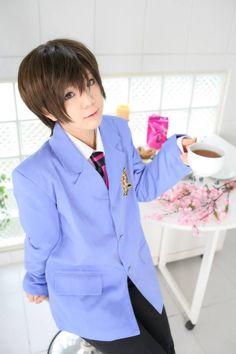 Haruhi Fujioka - Ouran High School Host Club