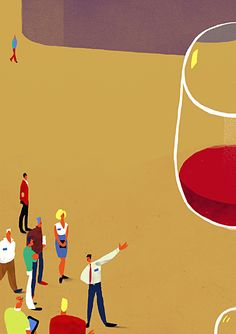 London Wine Fair 2015 on Behance