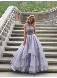 186e4c0db79 31 Best Lavender prom dresses images