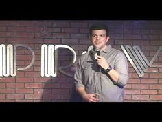 Comedian Aaron Aryanpur discusses his lack of a Texas accent