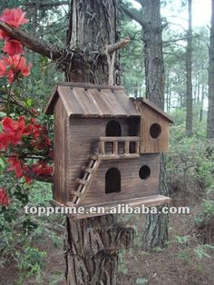 Melrose place for birds!!