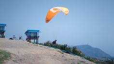 paragliding in thailand