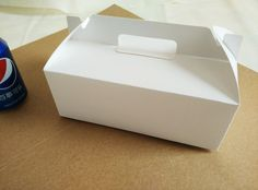 Find More Candy Boxes Information about 100pcs 23.5*15*9cm 6 grid White cardboard Paper Muffin window Box with Handle For Candy\Cake\Dessert \party Packing boxes,High Quality paper box card shop,China box show Suppliers, Cheap paper egg from Fashion MY life on Aliexpress.com
