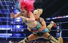 Mandy Rose Opens Up About Nearly Injuring Asuka This Week At WWE Live Event Wrestling Divas, Wrestling News, Wwe Live Events, Fire And Desire, Wwe Divas, Open Up, Wonder Woman, Superhero, Rose