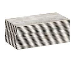 Black And White Decorative Boxes 16″ Bombay Taj Bone Inlay Large Decorative Box  All Purpose Boxes