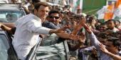 Rahul Gandhi Telangana padayatra begins from Adilabad Read complete story click here http://www.thehansindia.com/posts/index/2015-05-15/Rahul-Gandhi-Telangana-padayatra-begins-from-Adilabad-151124