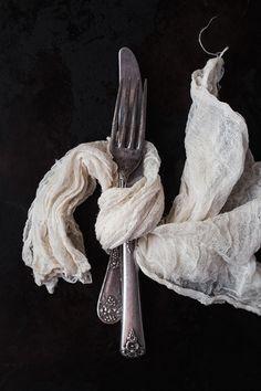 Fork and Knife by onegirlinthekitchen, via Flickr