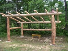 Log Shed Frame