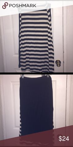 Two h&m skirt Both for $24 worn twice H&M Skirts