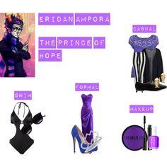 """Eridan Ampora~The Prince of Hope"" by thatelegentprep on Polyvore"