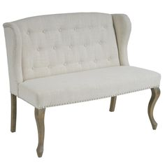 Christopher Knight Home Loveseat - Natural from target for bride and groom to sit in during reception