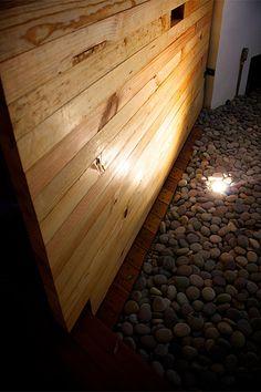 SPA casa esperanza iluminación exterior