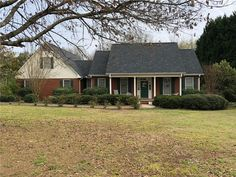 New Listing!! Custom built brick home on 1.2 acres in the TL Hanna School district. 4 Bedrooms with bonus and office area!