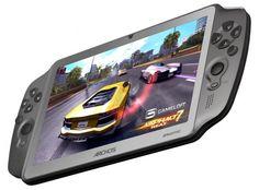La Archos GamePad es una tablet Android de 7 pulgadas enfocada a los videojuegos, por lo que cuenta con controles físicos tipo consola portátil. Se espera que salga a la venta a finales año en apróximadamente150 euros (195 dólares).