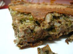 Retete culinare - Drob cu pate de ficat si orez  http://retete-de-mancaruri.blogspot.com/2012/03/retete-culinare-drob-cu-pate-de-ficat.html