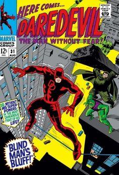Daredevil #31 - Blind Man's Bluff! (Issue)