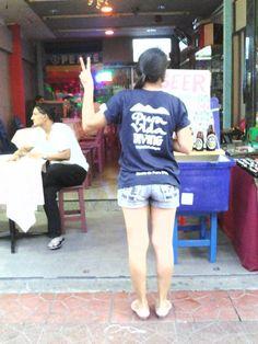 En algún lugar de Bangkok alguien se come el mundo a bocados !!!