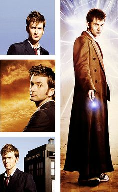 Doctor Who Official on Tumblr - catsiel: Ten