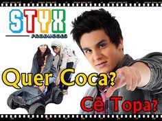 Luan Santana - Cê Topa | Paródia - Quer Coca