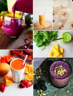 12 fresh smoothie recipes for spring.jpg