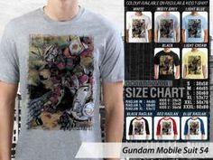 Gundam Anime Couple Family, Kaos Couple Family Gundam Robot, Kaos Gundam Robotic