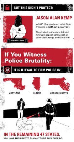 Redefining Criminology: The World of Police Brutality    (2 of 4; sources on slide 4)
