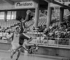 Titularidad para Javier Marín en su estreno como lucentino: 6 puntos y 4 rebotes en 17 minutos de juego.