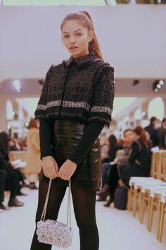 Du Chanel of course. Il y en a pour tous les styles, âges et genres. Focus: Thylane Blondeau