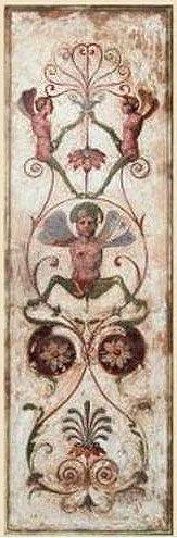 candelabrum Grotteschi