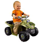 Found it at Wayfair - Power Wheels 6V Battery Powered ATV