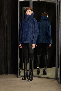 Cut25 by Yigal Azrouël Fall 2014 Ready-to-Wear - Collection - Gallery - Look 6 - Style.com