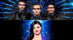 Lucy Kay and Yanis Marshall, Arnaud are in the Final